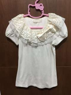 Sweet Ribbon Tee