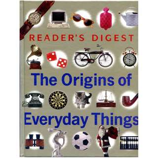 The Origins of Everyday Things ~ Brand New