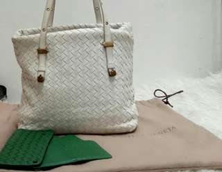 Jual Tas Bottega Original Second Preloved Bekas Branded Bag