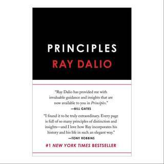 [Instock] Principles by Ray Dalio