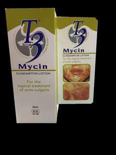 T3 Mycin Pimple/Acne Lotion