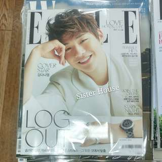 🇰🇷ELLE Korea Magazine Kang Daniel July 姜丹尼爾7月封面