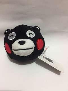 🚚 熊本熊吊飾 零錢包
