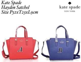 Kate Spade Hayden Satchel