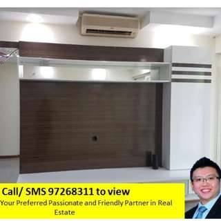 Just Renovated unit with first mover advantage
