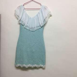 全新日本Luxe Rose洋裝