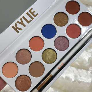KYLIE COSMETICS THE ROYAL PEACH PALETTE (12x1.4g)