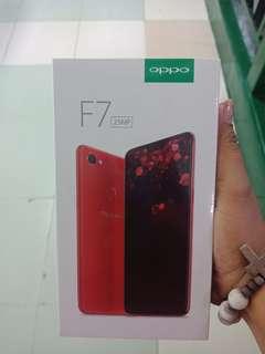 Oppo F7 brand new
