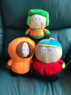 South Park soft toy