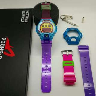 G SHOCK DW6900 ( AUTOLIGHT )