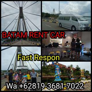 BATAM TOURS and RENT CAR