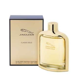Parfum Original Jaguar Classic Gold