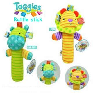 Taggies RATTLE STICK