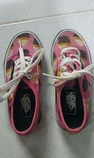 Kasut budak Vans Kids shoes