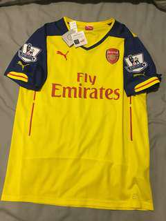 Arsenal away jersey OZIL #11