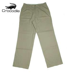 ✨Crocodile Work Chino✨