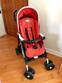 Pre-Perego P3 compact stroller BB車