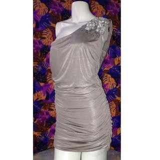 Windsor Off Shoulder  Dress