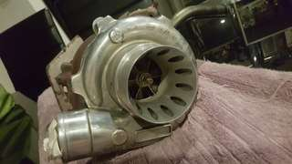 Garret T04B Turbocharger