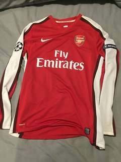 Arsenal Home jersey UCL NASRI #8