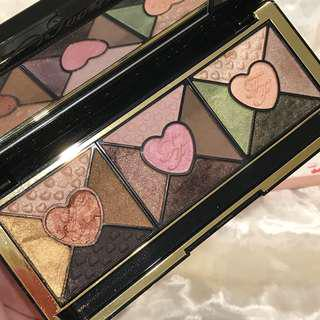 TOO FACED LOVE EYESHADOW COLLECTION 13g