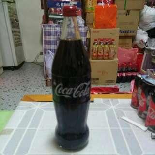 Coca Cola 可口可樂 - 澳洲 一公升原味玻璃樽一枝