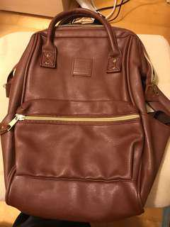 Anello brown backpack