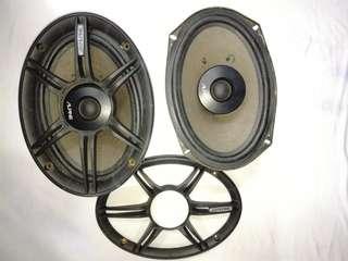 Alpine 2ways 6x9 speaker
