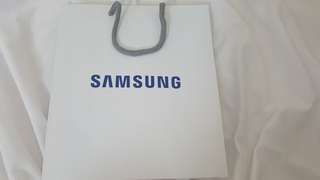 Samsung Paper Bag/ Non woven bag