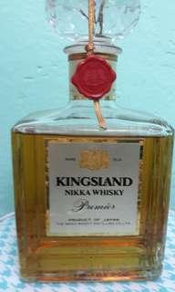 日本威士忌 NIKKA  700ml