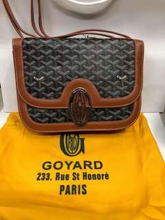 Goyard satchel bag
