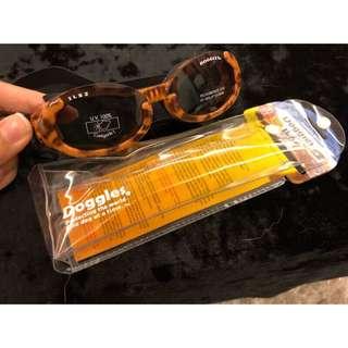 🚚 美國寵物狗狗貓咪太陽眼鏡墨鏡豹紋S全新