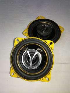 4 inch coaxial speaker