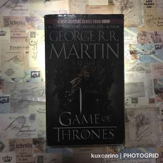 A Song of Ice and Fire Book 1: A Game of Thrones