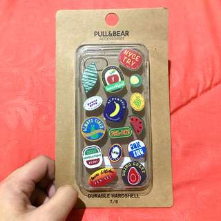 Vintage Case iPhone 7/8 by Pull&Bear