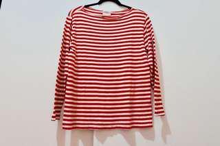 Cardigan stripe