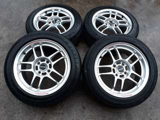"Sportrim Racing Hart 15"" 4x100"