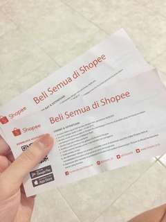 Free Voucher shopee