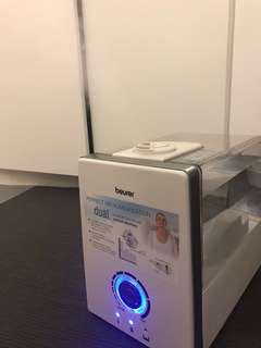 BEURER LB88 Air Humidifier Ultrasonic Diffuser ( Good As New )