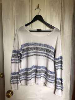 Gap white sweater