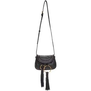 See by Chole Black Mini Tassel Bag