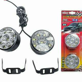 Car Sun LED Daytime Running Lamp