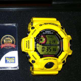 Casio GSHOCK Rangeman GW9430EJ 30th Anniversary Limited Edition