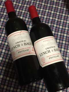 Red Wine 2009 Chateau Lynch Bages