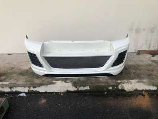 Toyota Hiace bodykit Gibson front bumper for euro5 Low roof