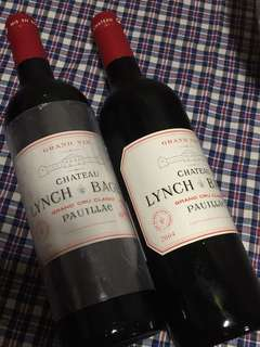 Red Wine 2004 Chateau Lynch Bages