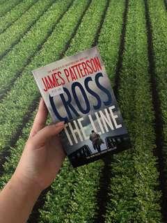 James Patterson 'Cross the Line'