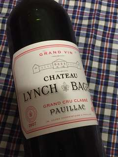 Red Wine 2007 Chateau Lynch Bages