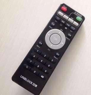 Unblock tech original ubox ubtv remote controller