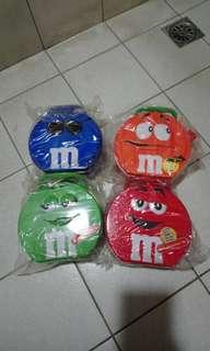 全新M&M's鐵盒組-1